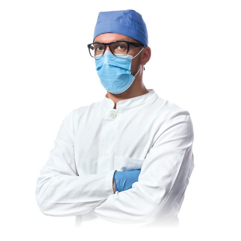 Dentista con occhiali Contemporary